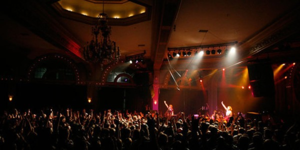 New Years Party @ Crystal Ballroom Portland